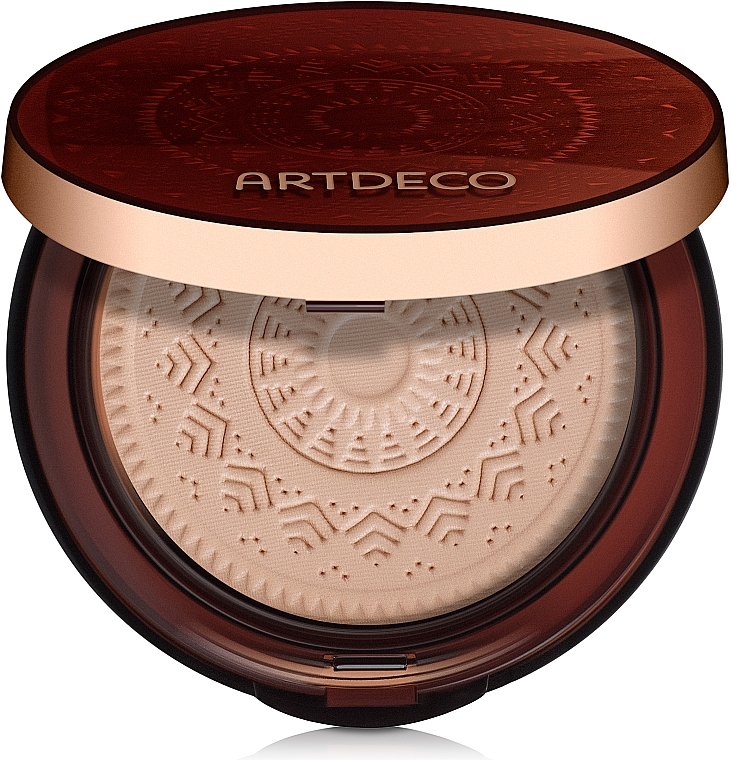 Pudră bronzantă - Artdeco Bronzing Powder — Imagine N1