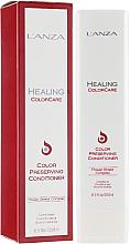 Parfumuri și produse cosmetice Balsam pentru protecția culorii părului vopsit - L'Anza Healing ColorCare Color-Preserving Conditioner