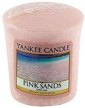 Parfumuri și produse cosmetice Lumânare aromatică - Yankee Candle Pink Sands