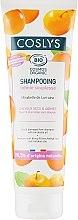 Parfumuri și produse cosmetice Șampon cu ulei de mirabella pentru păr uscat și deteriorat - Coslys Shampoo for dry and damaged hair with oil Mirabella