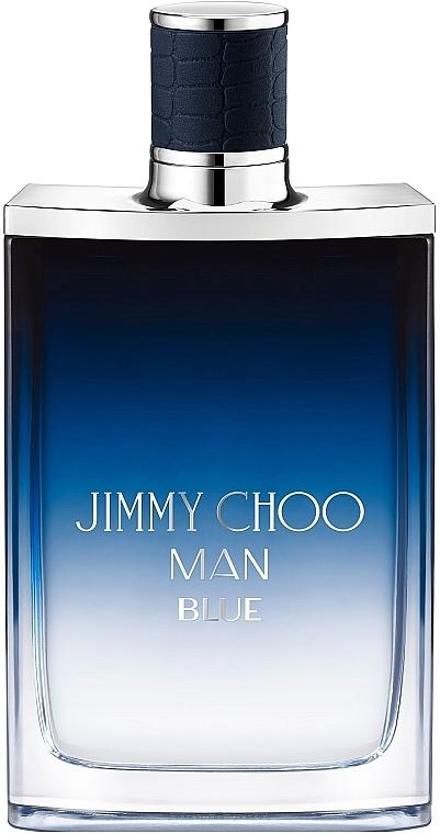 Jimmy Choo Man Blue - Набор (edt/50ml + sh/gel100ml) — фото N2