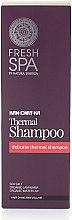 Parfumuri și produse cosmetice Șampon termal - Natura Siberica Fresh Spa Kam-Chat-Ka Thermal Shampoo