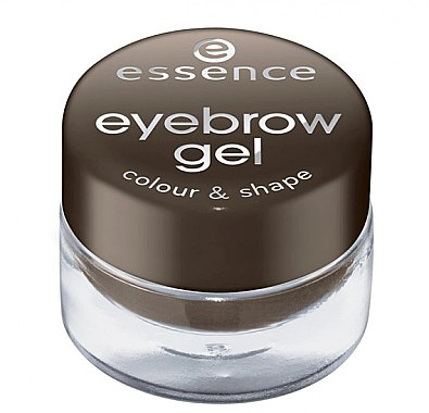 Gel pentru sprâncene - Essence Eyebrow Gel Colour & Shape