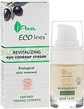 Cremă regenerantă pentru zona ochilor - Ava Laboratorium Eco Linea Revitalizing Eye Contour Cream — Imagine N1
