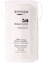 Parfumuri și produse cosmetice Discuri din bumbac 50 buc - Byphasse Cotton