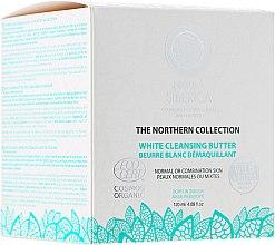Parfumuri și produse cosmetice Ulei de curățare pentru pielea normală și mixtă - Natura Siberica The Northern Collection White Cleansing Butter