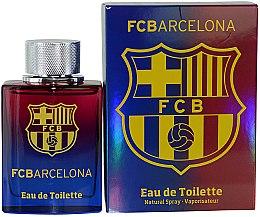 Parfumuri și produse cosmetice Air-Val International FC Barcelona - Apă de toaletă
