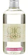 Parfumuri și produse cosmetice Rezervă pentru difuzor de aromă - Chic Parfum Refill Lavanda e Tiglio