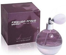 Parfumuri și produse cosmetice Linn Young Fashion Provo For her - Apă de parfum
