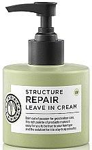 Parfumuri și produse cosmetice Cremă pentru păr - Maria Nila Structure Repair Leave In Cream