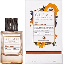 Parfumuri și produse cosmetice Clean White Fig & Bourbon - Apă de parfum