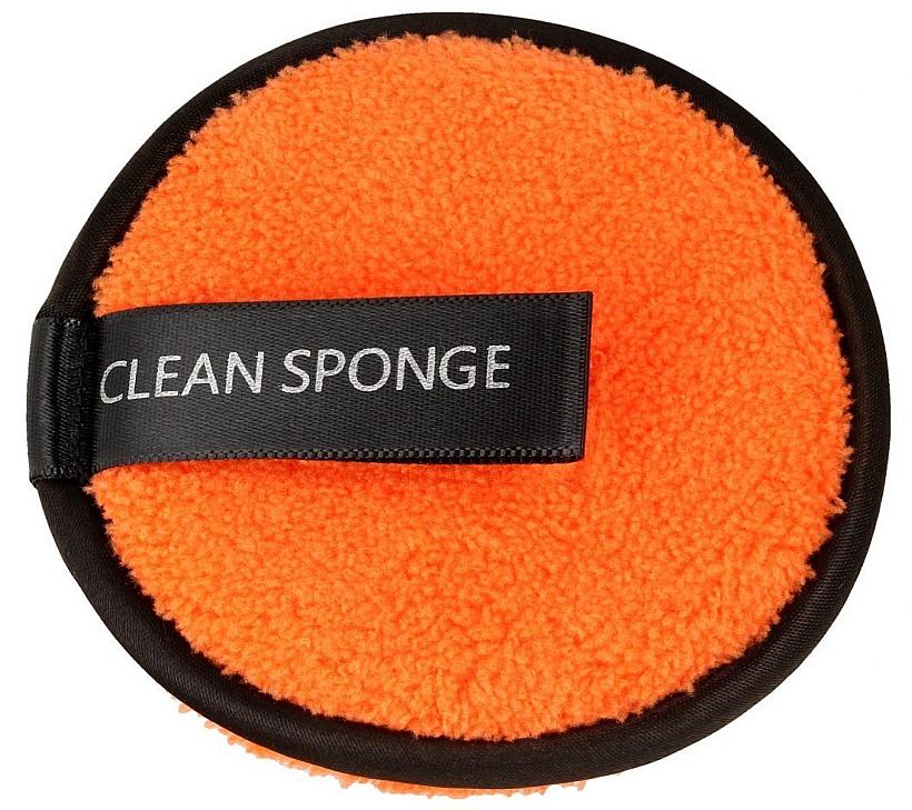Спонж для умывания, оранжевая - Top Choice — фото N1