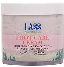 Parfumuri și produse cosmetice Cremă pentru picioare - Lass Naturals Foot Care Cream