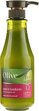 Parfumuri și produse cosmetice Balsam fără spălare pentru păr - Frulatte Protecting Olive Leave In Conditioner