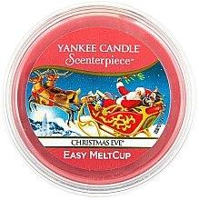 Parfumuri și produse cosmetice Ceară aromatică - Yankee Candle Christmas Eve Easy Melt Cup