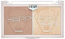 Духи, Парфюмерия, косметика Paletă pentru conturarea feței - Hean Happy Time Palette