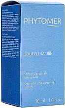Parfumuri și produse cosmetice Ser oxigenant - Phytomer Souffle Marin Energizing Oxygenating Serum