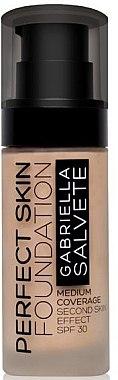 Fond de ten - Gabriella Salvete Perfect Skin SPF30 — Imagine N1