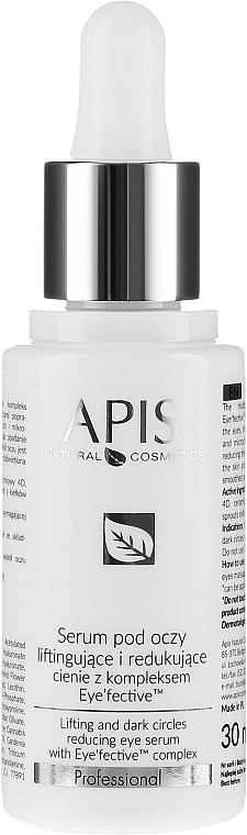 Ser pentru ochi - Apis Professional Serum — Imagine N2