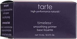 Parfumuri și produse cosmetice Primer pentru față - Tarte Cosmetics Timeless Smoothing Primer