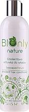 Parfumuri și produse cosmetice Balsam cu efect de înmuiere pentru păr - BIOnly Nature Emollient Hair Conditioner
