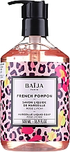 Parfumuri și produse cosmetice Săpun lichid de Marsilia - Baija French Pompon Marseille Liquid Soap
