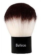 Parfumuri și produse cosmetice Pensula Kabuki - Sefiros Black & White Kabuki Brush