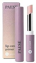Parfumuri și produse cosmetice Primer pentru buze - Paese Nanorevit Lip Care Primer