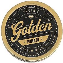 Parfumuri și produse cosmetice Pomadă pentru păr - Golden Beards Golden Pomade