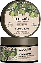 Духи, Парфюмерия, косметика Крем для тела питательный - Ecolatier Organic Oliva Body Cream