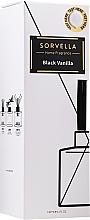 """Parfumuri și produse cosmetice Difuzor de aromă """"Vanilie neagră"""" - Sorvella Perfume Black Vanilla"""