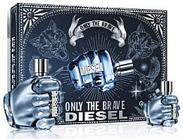 Parfumuri și produse cosmetice Diesel Only The Brave - Set (edt/125ml + edt/35ml)
