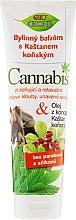 Parfumuri și produse cosmetice Balsam pentru picioare - Bione Cosmetics Cannabis Herbal Ointment With Horse Chestnut