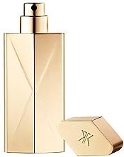 Parfumuri și produse cosmetice Атомайзер - Maison Francis Kurkdjian Globe Trotter Travel Spray Case Gold Edition