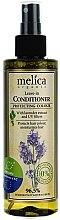 Parfumuri și produse cosmetice Balsam cu extract de lavandă pentru păr vopsit - Melica Organic Leave-in Protecting Colour Conditioner
