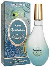 Parfumuri și produse cosmetice Jeanne Arthes Love Generation Mystic - Apă de parfum