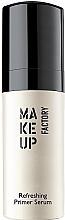 Parfumuri și produse cosmetice Primer-ser pentru față - Make Up Factory Refreshing Primer Serum