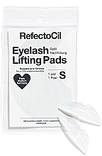 Parfumuri și produse cosmetice Pernuțe din silicon pentru liftingul genelor - RefectoCil Eyelash Lifting Pads S