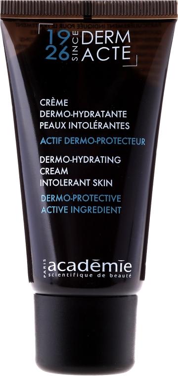 Cremă hidratantă potrivită pentru pielea normală și uscată - Academie Derm Acte Dermo-hydratante Cream Intolerant Skin — Imagine N2
