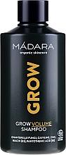 Parfumuri și produse cosmetice Șampon pentru volumul părului - Madara Cosmetics Grow Volume Shampoo