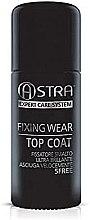 Parfumuri și produse cosmetice Fixator pentru unghii - Astra Make-up Fixing Wear Top Coat