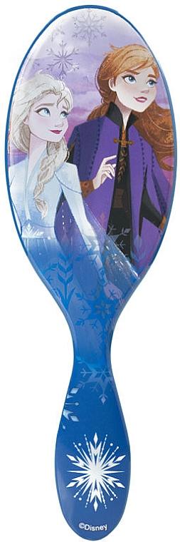 Perie de păr - Wet Brush Disney Frozen II Elsa & Anna Original Detangler — Imagine N3