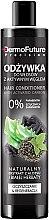 Parfumuri și produse cosmetice Balsam de păr cu carbon activ - DermoFuture Hair Conditioner With Activated Carbon