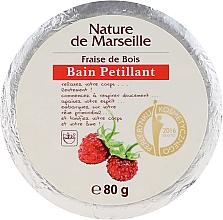 Parfumuri și produse cosmetice Bombă de baie - Nature de Marseille Strawberries