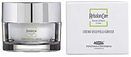 Parfumuri și produse cosmetice Cremă pentru ten gras - Fontana Contarini Face Cream for Oily Skin