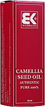 Parfumuri și produse cosmetice Ulei cu extract de camellia - Brazil Keratin 100% Camelia Oil