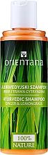 Parfumuri și produse cosmetice Șampon - Orientana Ayurvedic Shampoo Ginger & Lemongrass
