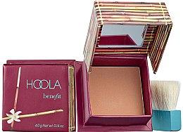 Parfumuri și produse cosmetice Benefit Hoola Matte Bronzing Powder (mini) - Pudră de față