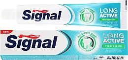 Parfumuri și produse cosmetice Pastă de dinți - Signal Long Active Fresh Breath Toothpaste