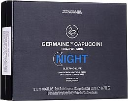 Духи, Парфюмерия, косметика Ser ampule de noapte pentru față - Germaine de Capuccini Timexpert SRNS Night Sleeping-Cure